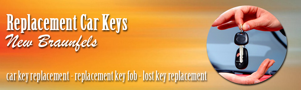 Replacement Car Keys New Braunfels