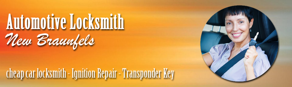 Automotive Locksmith New Braunfels Services Location